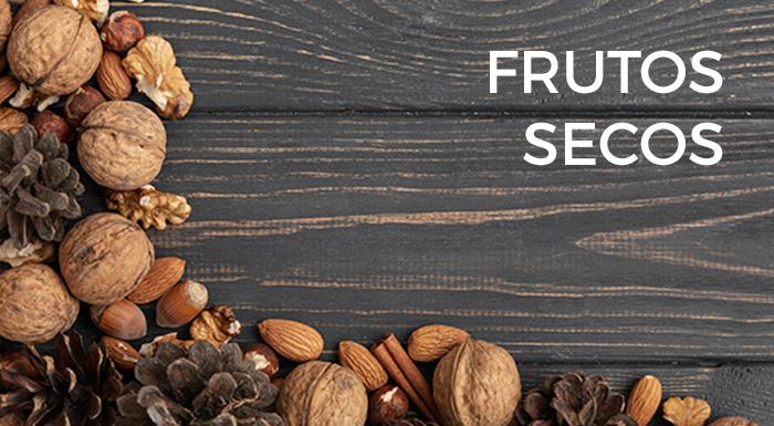 Frutos Secos | El Granero de la Abuela