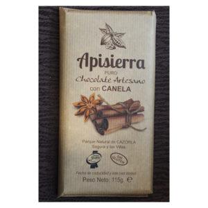 tienda-ropa-velez-rubio-Chocolate artesano puro con canela