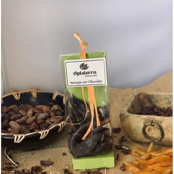 El Granero de la Abuela | Tienda online gourmet en Priego de Córdoba | Bombón de naranja