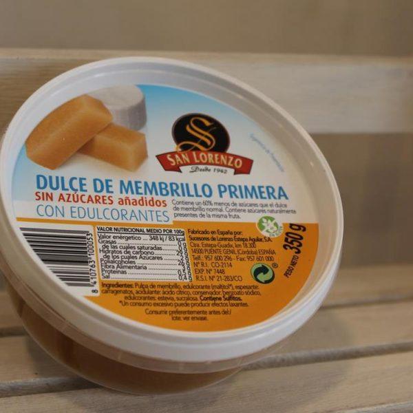 El Granero de la Abuela | Tienda online gourmet en Priego de Córdoba | Dulce de Membrillo sin Azucares añadidos