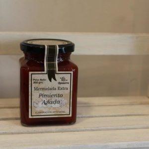 El Granero de la Abuela | Tienda online gourmet en Priego de Córdoba | Mermelada Artesana de Pimiento Asado