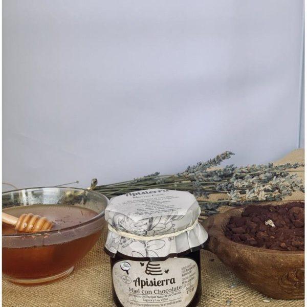 El Granero de la Abuela | Tienda online gourmet en Priego de Córdoba | Miel con chocolate