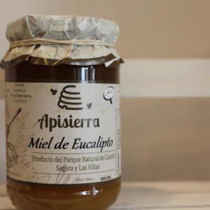 El Granero de la Abuela | Tienda online gourmet en Priego de Córdoba | Miel de Eucalipto 500 grs