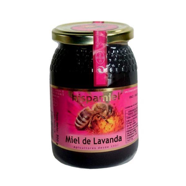 El Granero de la Abuela | Tienda online gourmet en Priego de Córdoba | Miel de Lavanda 500 grs