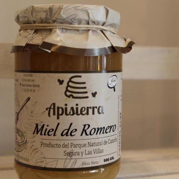El Granero de la Abuela | Tienda online gourmet en Priego de Córdoba | Miel de Romero 500 grs