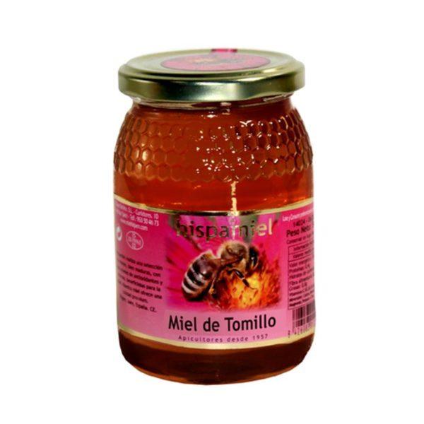 El Granero de la Abuela | Tienda online gourmet en Priego de Córdoba | Miel de Tomillo 500 grs
