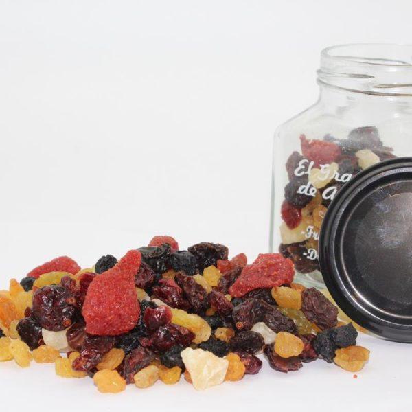 El Granero de la Abuela | Tienda online gourmet en Priego de Córdoba | Mix Frutas del Bosque Deshidratadas