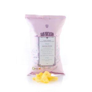 El Granero de la Abuela | Tienda online gourmet en Priego de Córdoba | PATATAS SAN NICASIO CON ACEITE DE OLIVA VIRGEN EXTRA. 150 GRS.