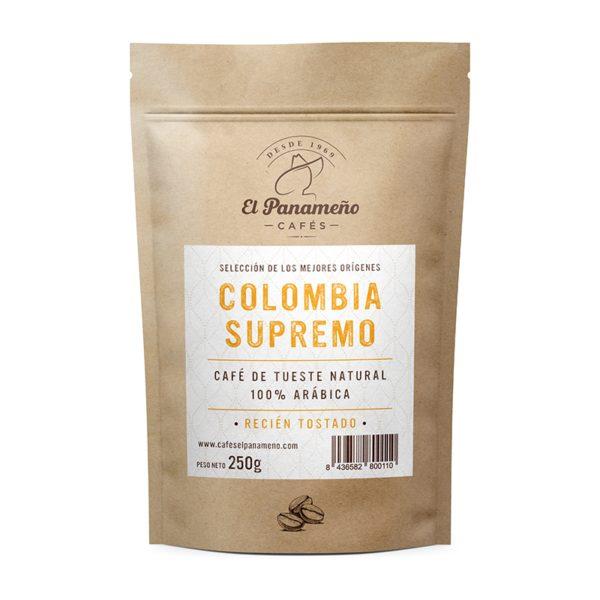 El Granero de la Abuela | Tienda online gourmet en Priego de Córdoba | Café Natural Colombia Supremo