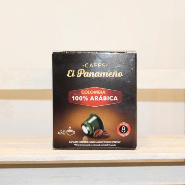 El Granero de la Abuela | Tienda online gourmet en Priego de Córdoba | Café en Cápsulas Colombia estuche 30 unidades