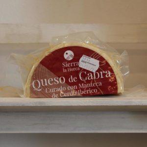 El Granero de la Abuela | Tienda online gourmet en Priego de Córdoba | Queso Puro de Cabra Curado en Manteca de Cerdo Ibérico