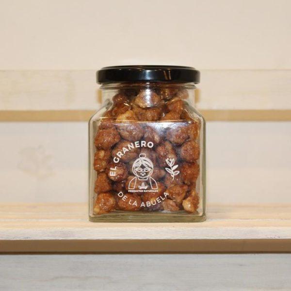 El Granero de la Abuela | Tienda online gourmet en Priego de Córdoba | Tarro de Garrapiñada de Cacahuete