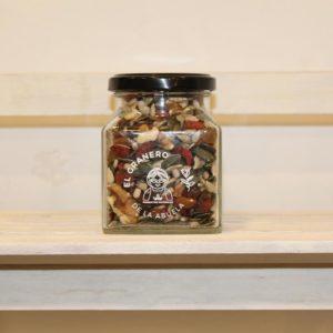 El Granero de la Abuela | Tienda online gourmet en Priego de Córdoba | Tarro de Mix de Frutos Secos