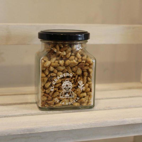 El Granero de la Abuela | Tienda online gourmet en Priego de Córdoba | Tarro de Pipa Garrapiñada