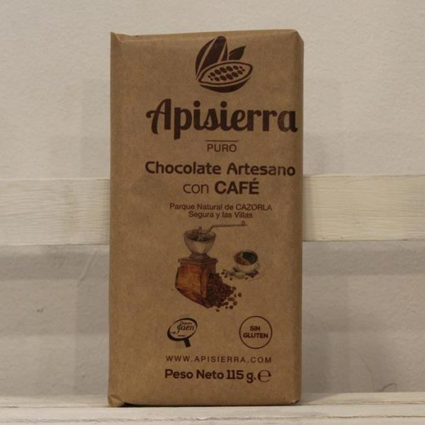 El Granero de la Abuela | Tienda online gourmet en Priego de Córdoba | Chocolate artesano con café. 70% pureza