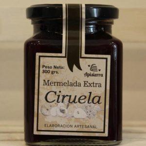 El Granero de la Abuela | Tienda online gourmet en Priego de Córdoba | Mermelada Artesana de Ciruela. 300 Grs