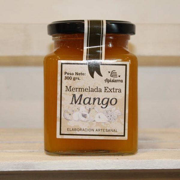 El Granero de la Abuela | Tienda online gourmet en Priego de Córdoba | Mermelada Artesana de Mango. 300 Grs