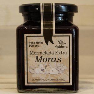 El Granero de la Abuela | Tienda online gourmet en Priego de Córdoba | Mermelada Artesana de Moras. 300 Grs