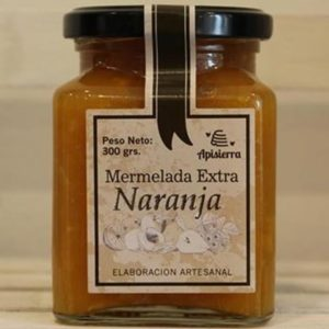El Granero de la Abuela | Tienda online gourmet en Priego de Córdoba | Mermelada Artesana de Naranja. 300 Grs