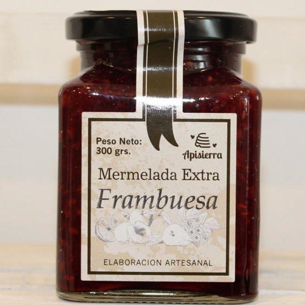 El Granero de la Abuela | Tienda online gourmet en Priego de Córdoba | Mermelada Artesanal de Frambuesa. 300 Grs