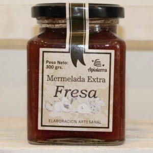 El Granero de la Abuela | Tienda online gourmet en Priego de Córdoba | Mermelada Artesanal de Fresa. 300 Grs