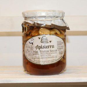 El Granero de la Abuela | Tienda online gourmet en Priego de Córdoba | Miel con Frutos Secos. 350 Grs