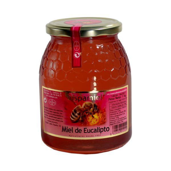 El Granero de la Abuela | Tienda online gourmet en Priego de Córdoba | Miel de Eucalipto 1 kilo