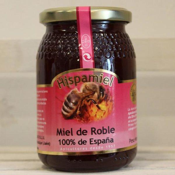 El Granero de la Abuela | Tienda online gourmet en Priego de Córdoba | Miel de Roble. 500 Grs