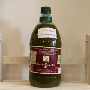 El Granero de la Abuela | Tienda online gourmet en Priego de Córdoba | Aceite verde de Oliva Virgen Extra Vizcántar. Gran Selección. Recien Exprimido. 2 litros