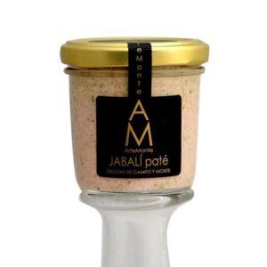 El Granero de la Abuela | Tienda online gourmet en Priego de Córdoba | Paté de Jabalí 100 gr - ArteMonte