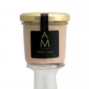 El Granero de la Abuela | Tienda online gourmet en Priego de Córdoba | Paté de Perdiz 100 gr - ArteMonte
